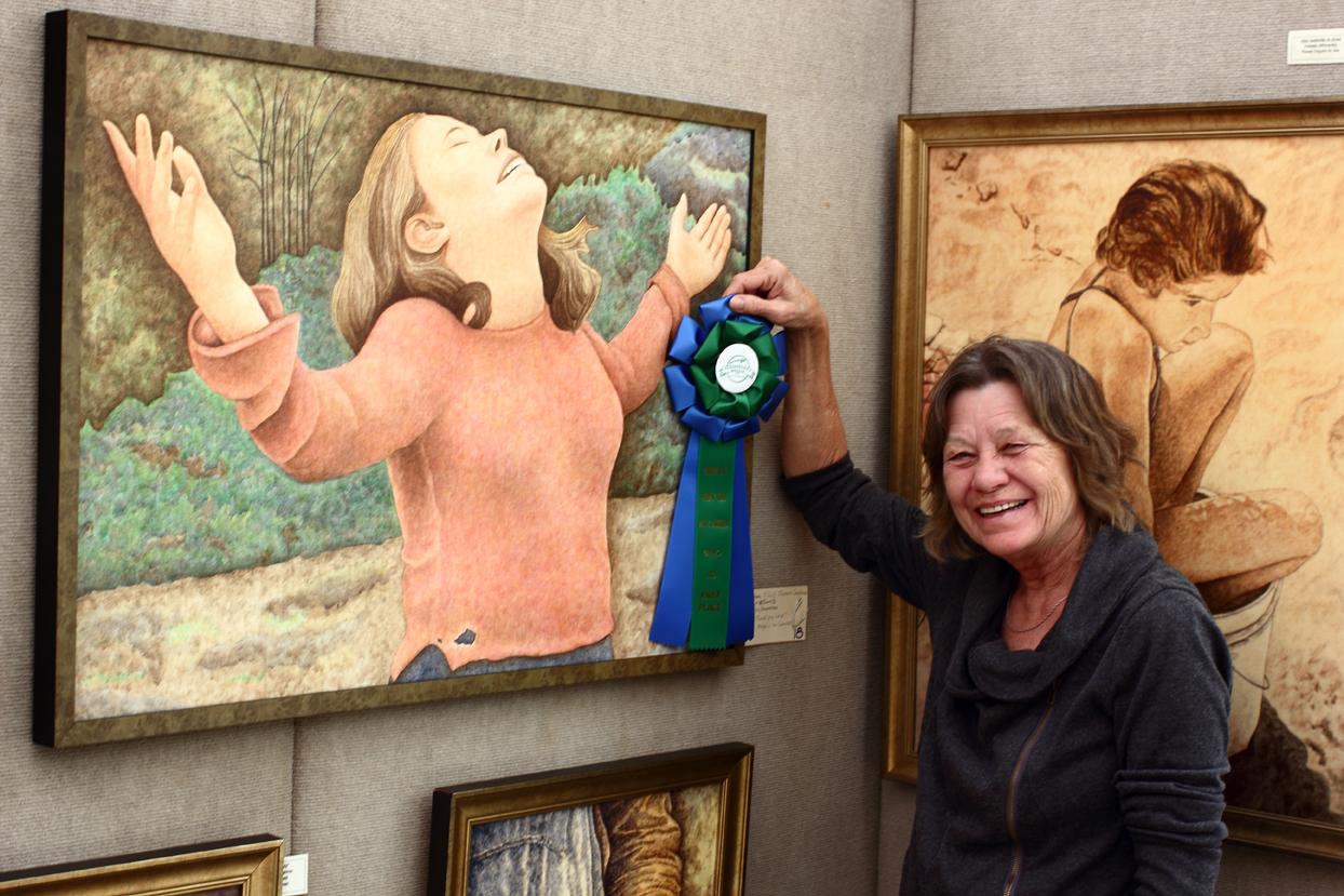 Prosperity Hoppin Award photo